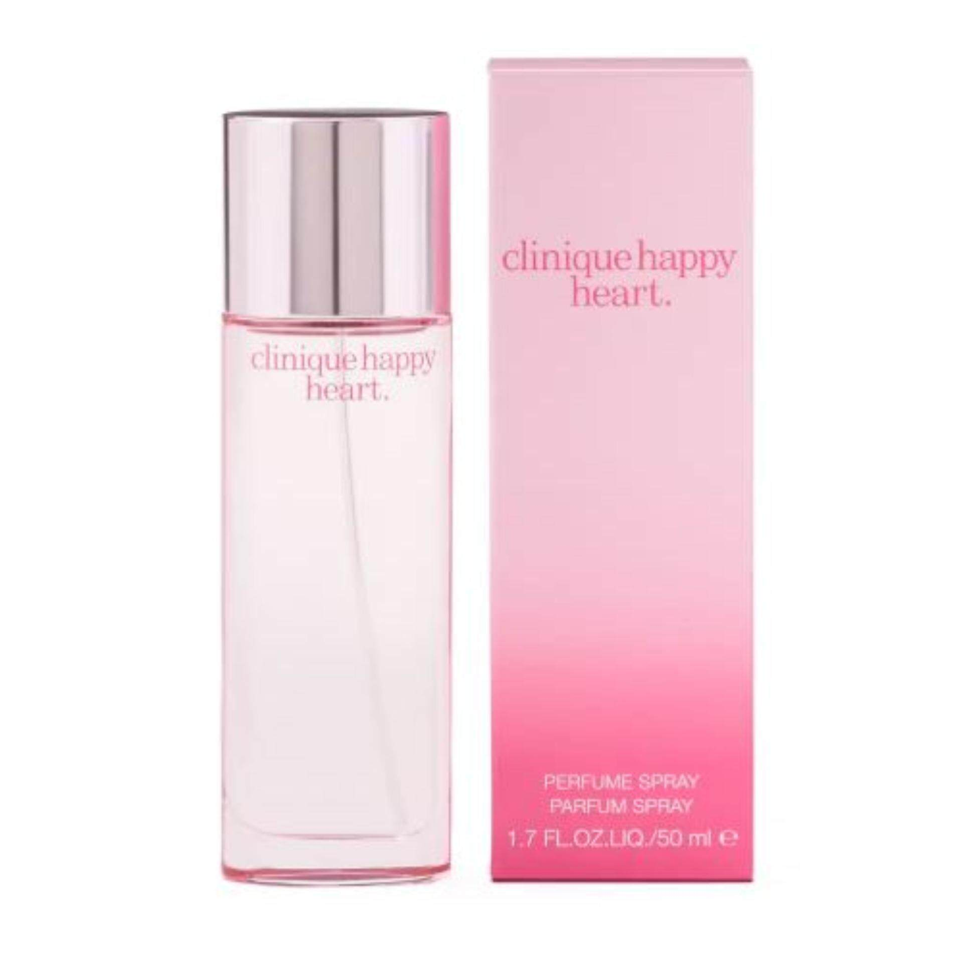 Clinique Happy Heart Eau De Parfum 50ml.