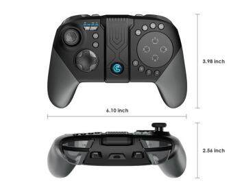 JOYSTICK GAMESIR G5 [BLUETOOTH+TOUCH PAD] (ANDROID,IOS) 1-Y