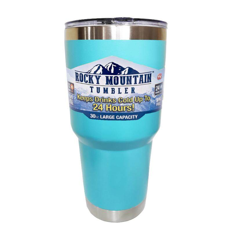 Rocky Mountain Stainless Steel Insulation Cups Same Yeti Cars Beer Mug Large Capacity Mug(30 oz) - Intl  image on snachetto.com