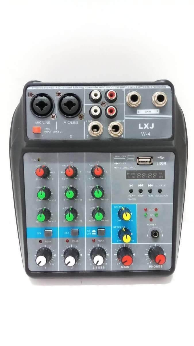 คูปอง อุปกรณ์ระบบเสียงการแสดงสดและเวที WS NJCAR SHOP WSTER รุ่นWS858 Wirless Microphone Karaoke ลำโพง ไมค์ ไมค์ลอย ไมค์ไร้สาย คาราโอเกะ บลูทูธ รับประกันการคือสินค้า