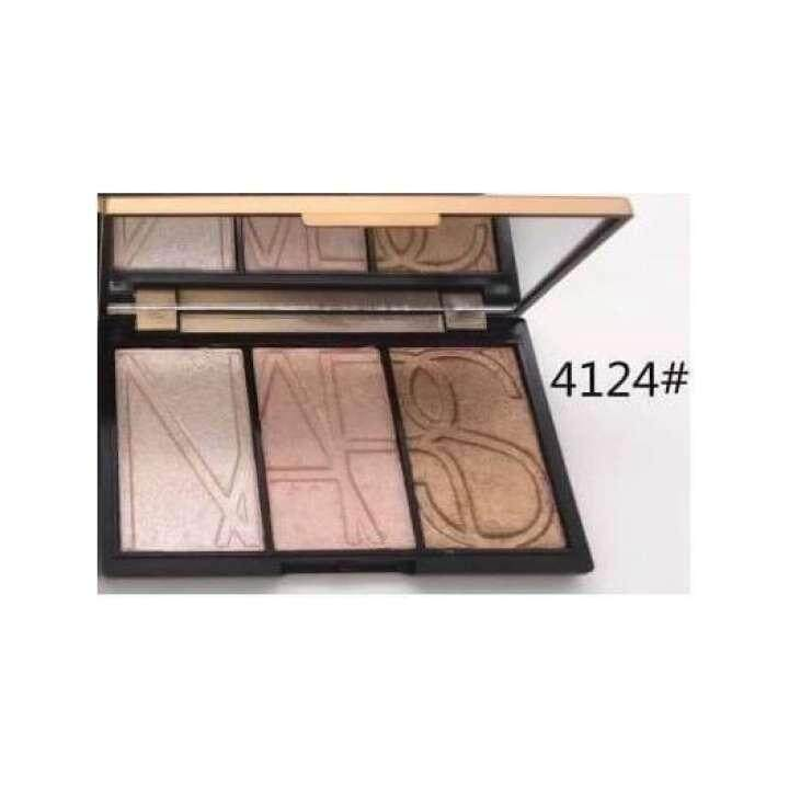 NARS Banc De Sable Highlighter Palette #4124