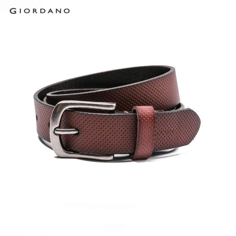 Giordano Men Basic leather belt [Free Shipping] 73132521