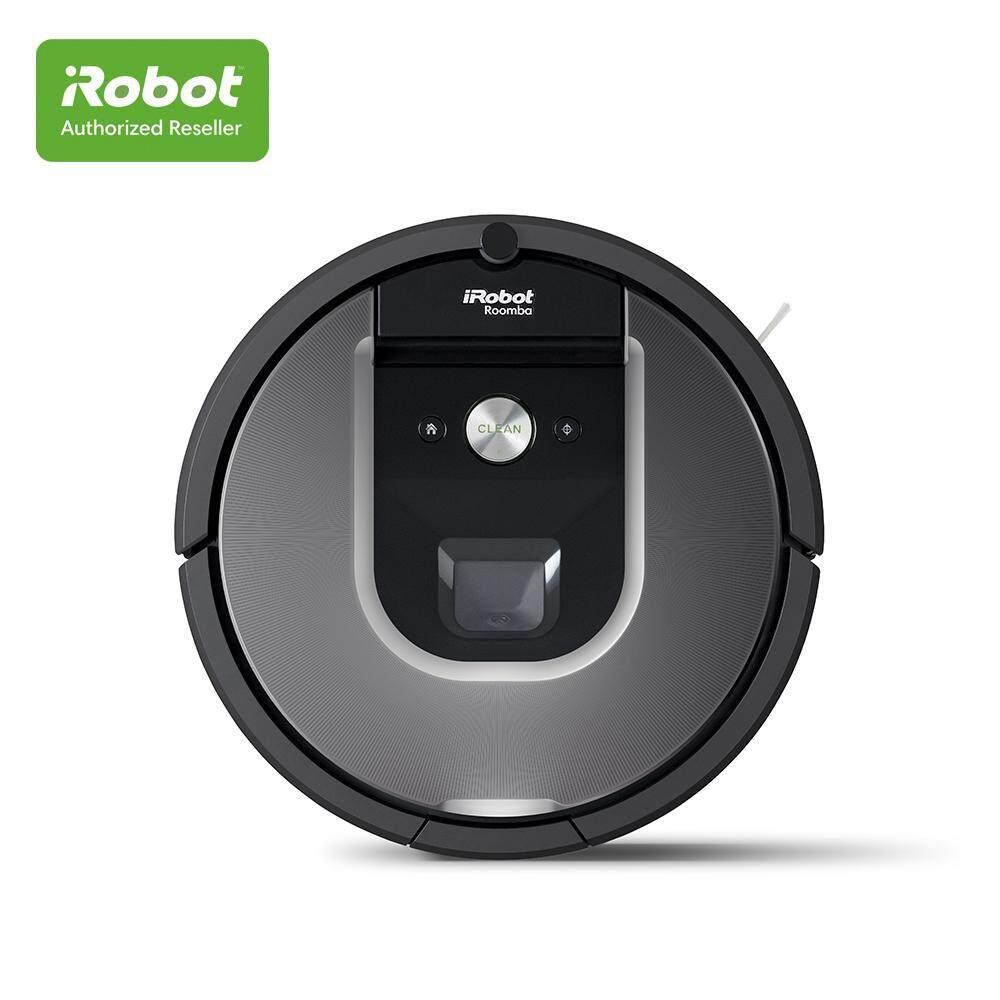 iRobot หุ่นยนต์ดูดฝุ่น รุ่น Roomba® 960 - Sulver