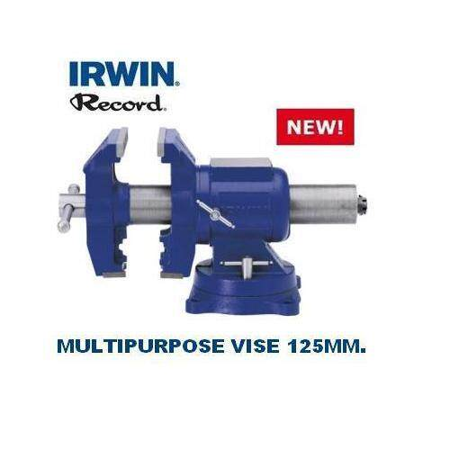 IRWIN ปากกาจับชิ้นงาน ขนาด 5 นิ้ว รุ่น MULTIPURPOSE VISE