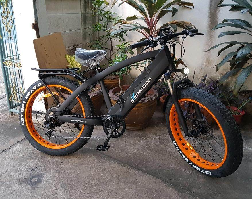 FT07 1200Watt Electric bicycle Super Max MTB จักรยานไฟฟ้า