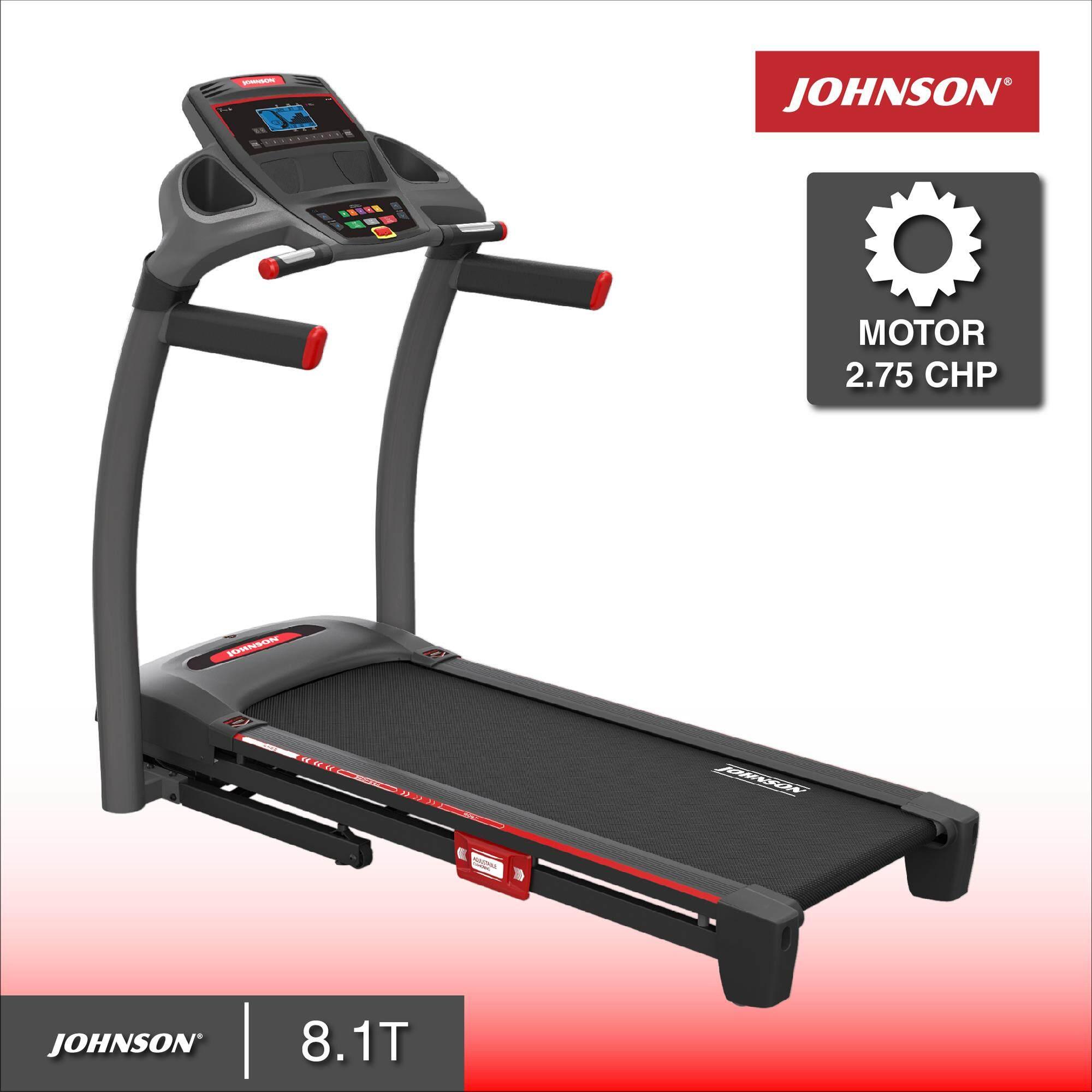 แนะนำ ลู่วิ่ง Johnson รุ่น Johnson Health Tech-JTM0114-18(1) เครื่องออกกำลังกาย รับคูปองส่วนลด -36% แนะนำเลยดีจริง