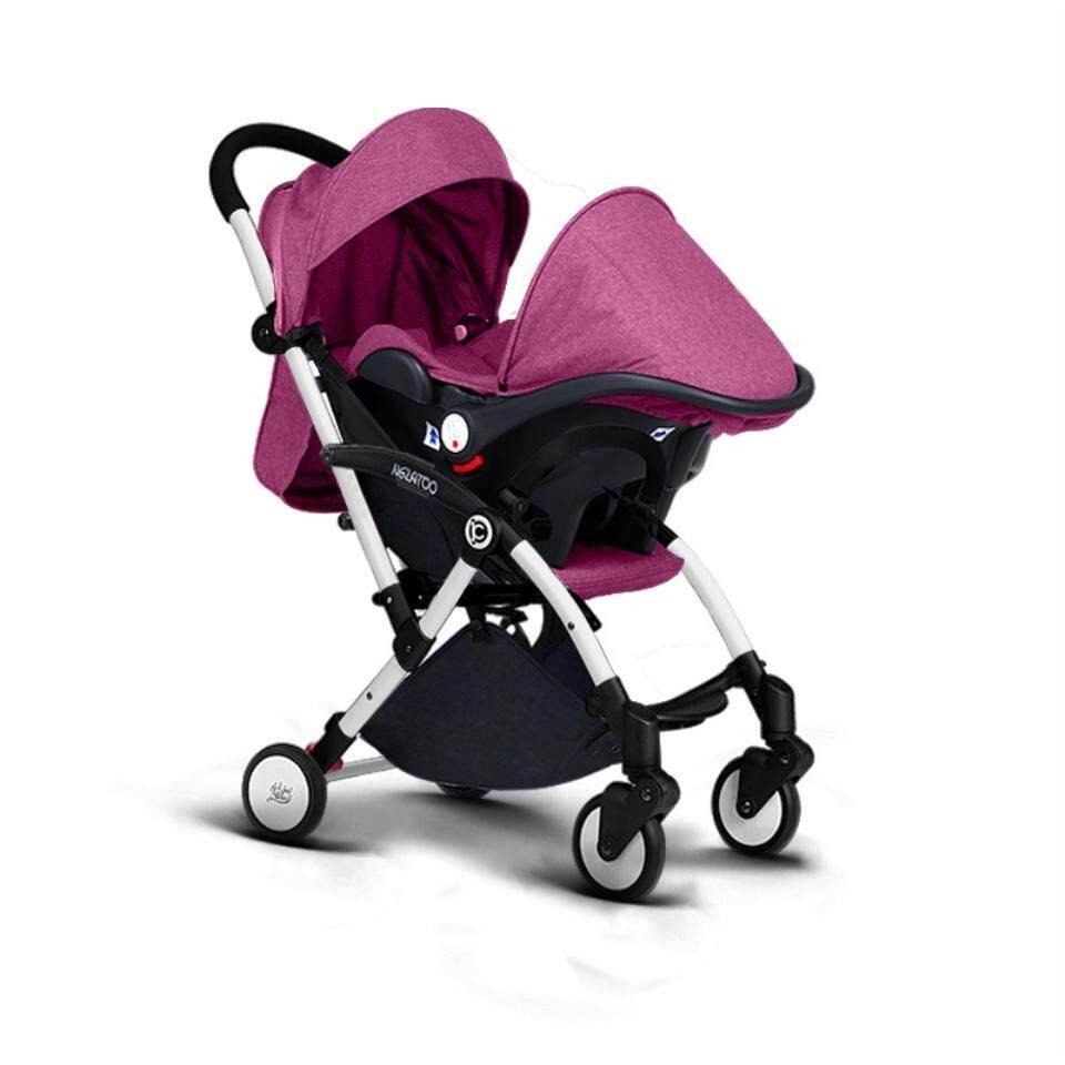 Sale Unbranded/Generic อุปกรณ์เสริมรถเข็นเด็ก ครอบครัวใหญ่: เด็กทารกที่ทนทานกิจกรรมจัดหาเด็กที่มีประโยชน์รถเล็กรถเข็นเด็กเล็กจักรยานด้ามจับรถเข็นเด็กที่วางร่มที่วางขาตั้ง - INTL รีวิวดีที่สุด