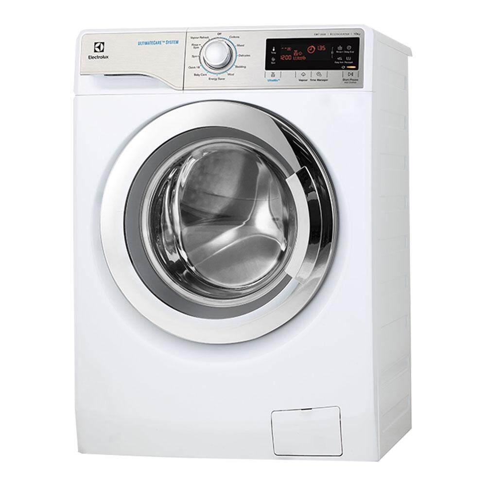 ข้อมูล เครื่องซักผ้า Electrolux ลดโปรโมชั่น -20% ELECTROLUX, เครื่องซักผ้า, เปิดด้านหน้า , 10 กก, รุ่น EWF14023 ,สีขาว (พร้อมติดตั้ง) ของดีต้องบอกต่อ