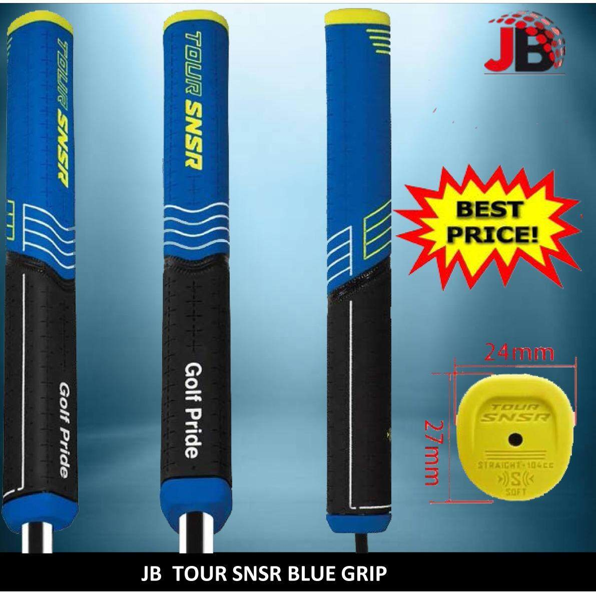 JB Golf Putter Grip TOURS SNSR Straight (27 X 24 MM)