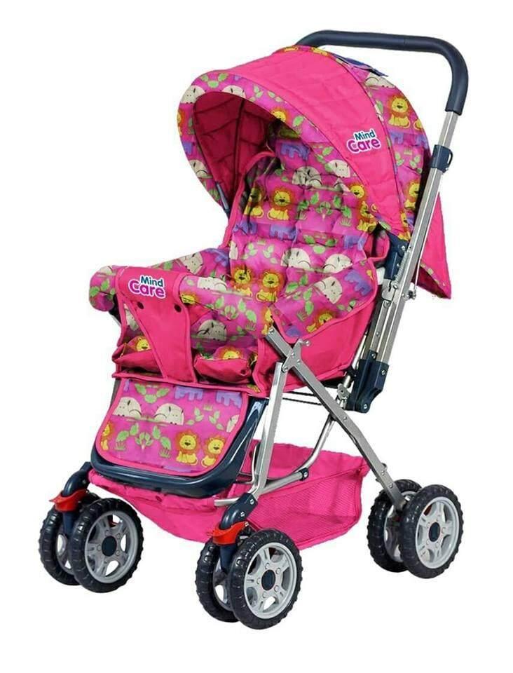 เลือกซื้ออย่างไรดี Dekdeebaby รถเข็นเด็ก Mind care ปรับนั่งเอนนอน เข็นหน้าหลังได้ ซื้อที่ไหนถูกที่สุด