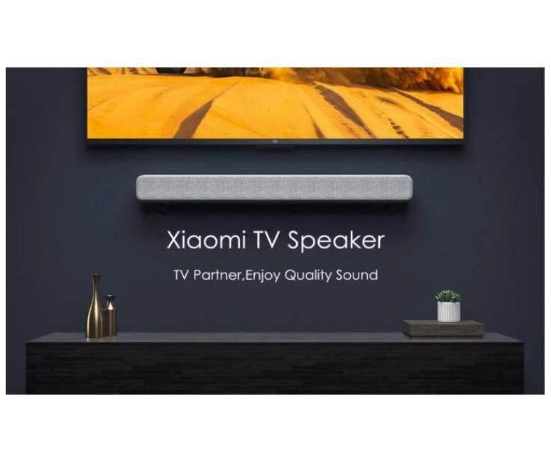 มาใหม่ เครื่องเสียงและโฮมเธียร์เตอร์ เสียวหมี่ สินค้าใหม่ ไม่ใช่ตัวโชว์ Original Xiaomi TV Audio Home Theater Soundbar Speaker Wireless Sound Bar Mi SPDIF Optical Aux Line Support Sony Samsung LG TV มีของแถม
