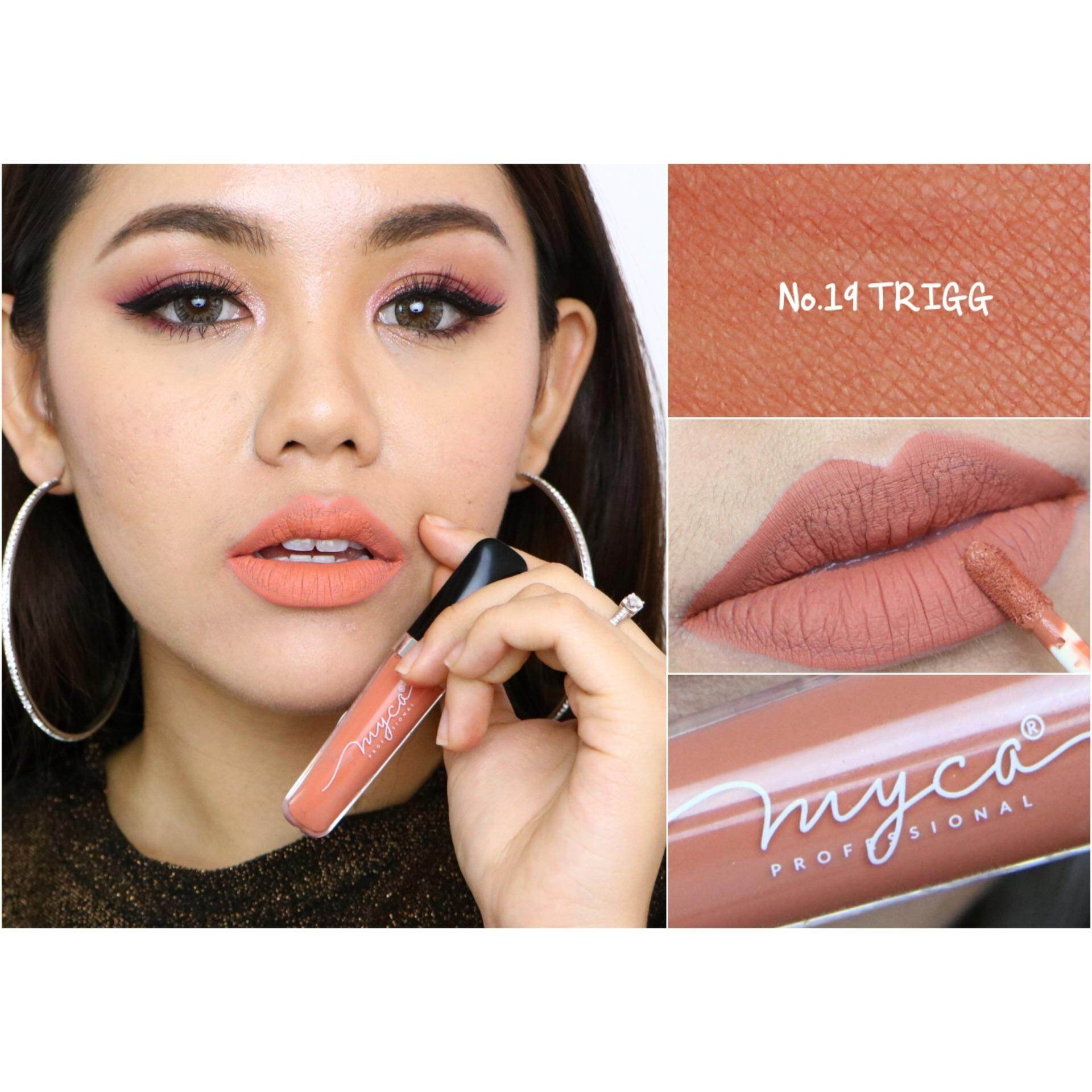MYCA Professional Ultra Matte Lip Creme 3.5 ml