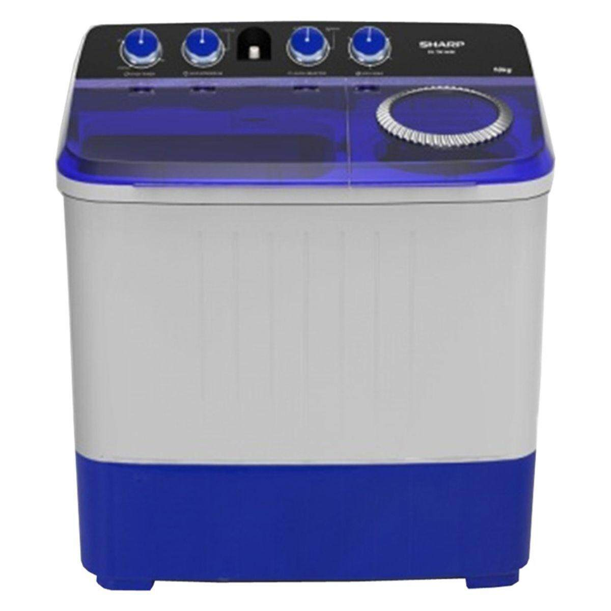 ลดต้อนรับปีใหม่ เครื่องซักผ้า Hitachi Sale -12% เครื่องซักผ้าถังคู่ Hitachi รุ่น PS-140WJ นี่คือสินค้ายอดนิยม