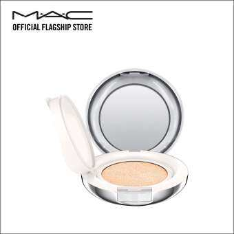 MAC LIGHTFUL C + CORAL GRASS SPF 50/PA++++ QUICK FINISH CUSHION COMPACT (FN) – FILLED COMPACT - EXTRA LIGHT