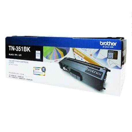 BROTHER COLOR TONER TN-351 BK ( Black )