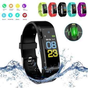 นาฬิกาอัจริยะ วัดความดัน วัดการวิ่ง เตือนการโทรเข้า ตั้งปลุก นาฬิกา Smart Barnd นาฬิกาที่ตอบโจทย์ ใส่ได้ทุกเพศ ทุกวัย รุ่น M4-