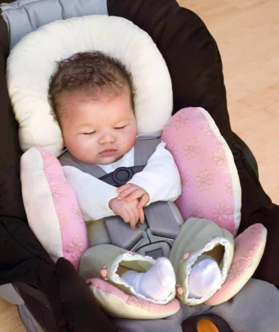 หาข้อมูลเกี่ยวกับ  เบาะรองนั่งรถเข็นหรือคาร์ซีทสำหรับทารก JJ Cole Collection Body Support มีคูปองส่วนลด