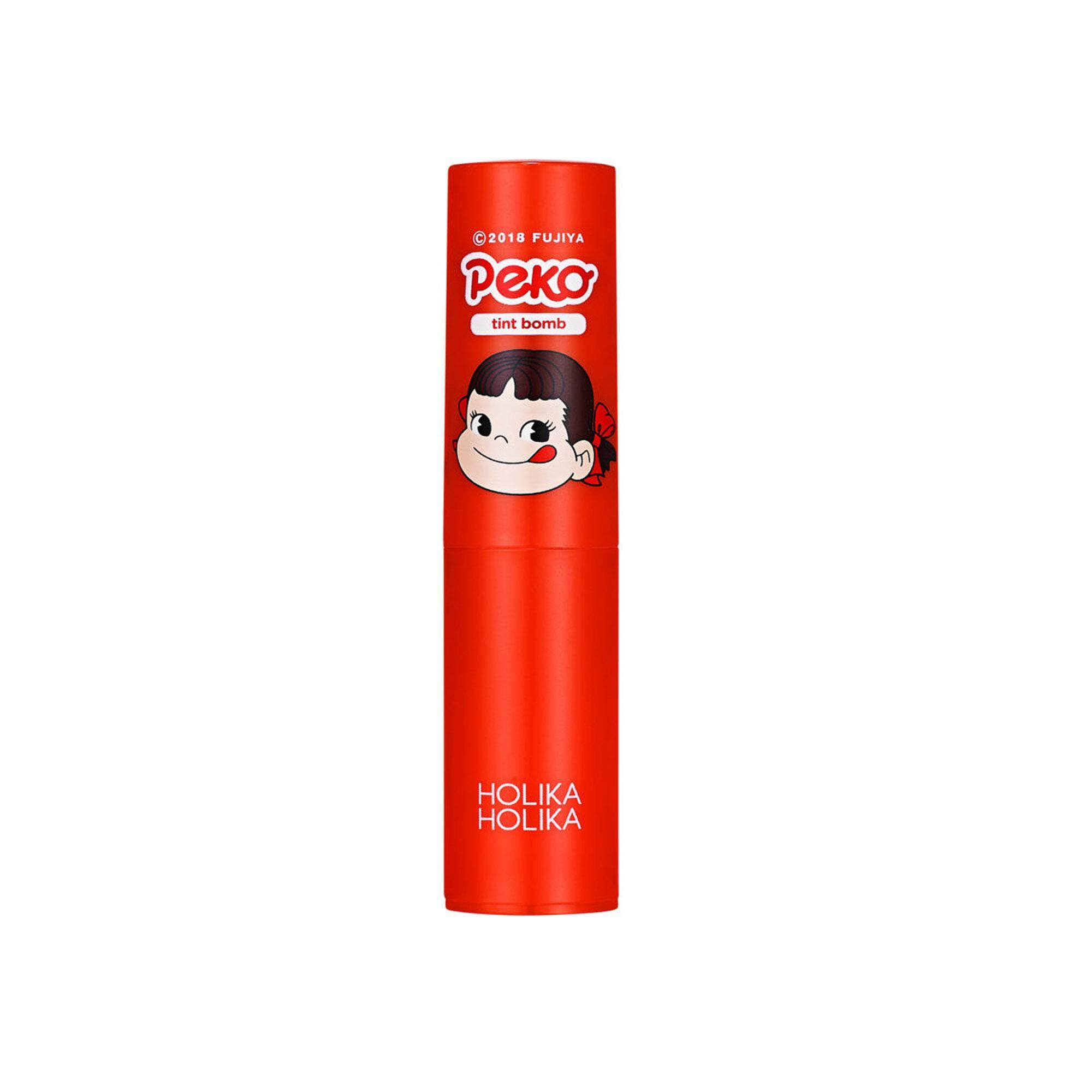 HOLIKA HOLIKA X PEKO WATER DROP TINT BOMB 01 CHERRY WATER
