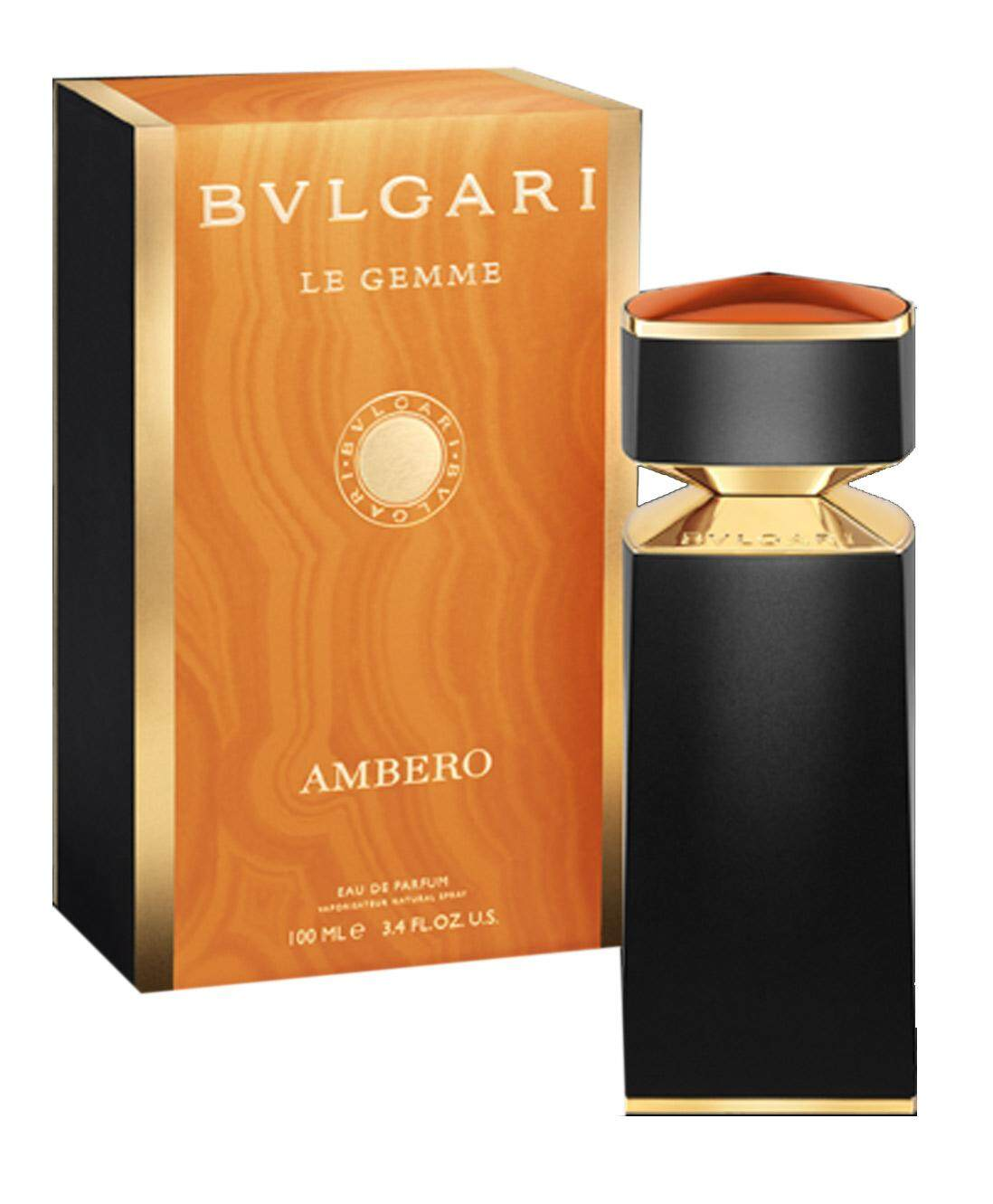 Bvlgari Le Gemme Ambero for Men EDP 100ML [พร้อมกล่อง]