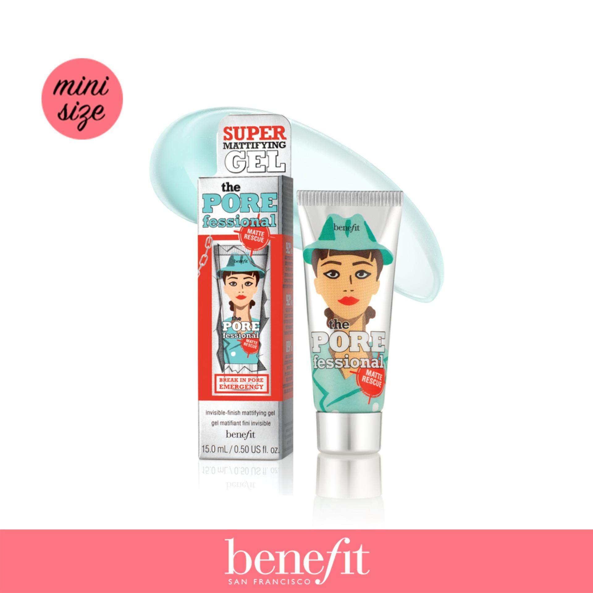 Benefit the POREfessional: matte rescue gel มินิ