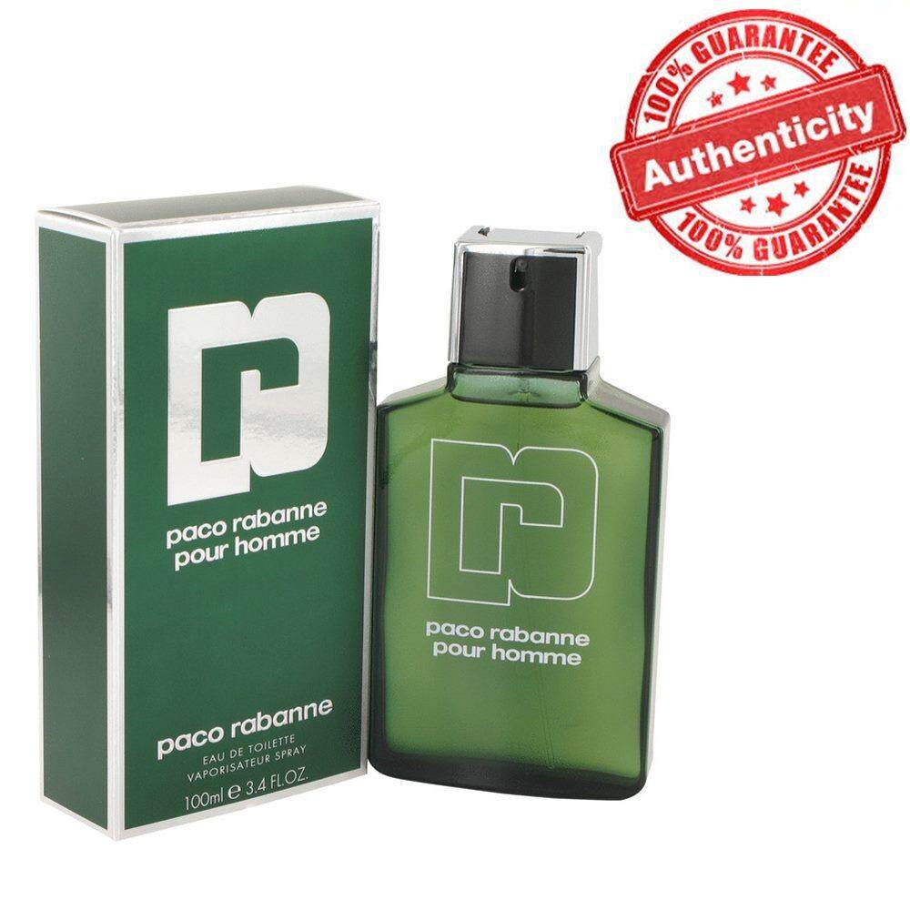 Paco Rabanne Pour Homme EDT For Men 100ml.
