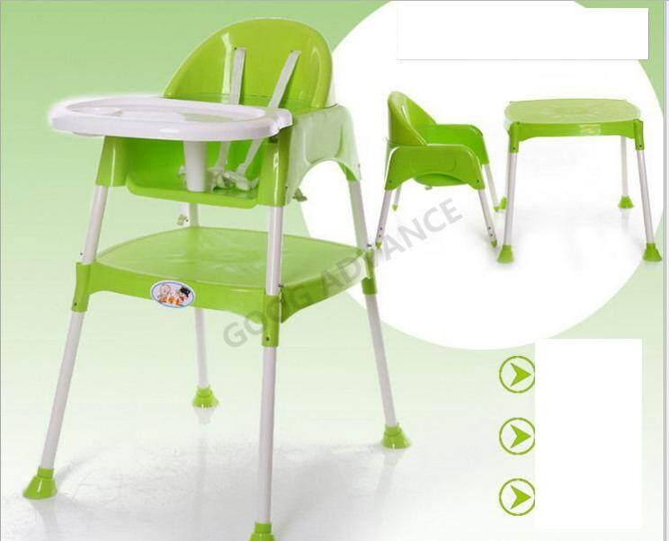ราคา 3 อิน 1 โต๊ะ เก้าอี้กินข้าวเด็ก เก้าอี้ทานข้าวเด็ก Highchair รุ่นGCFC02
