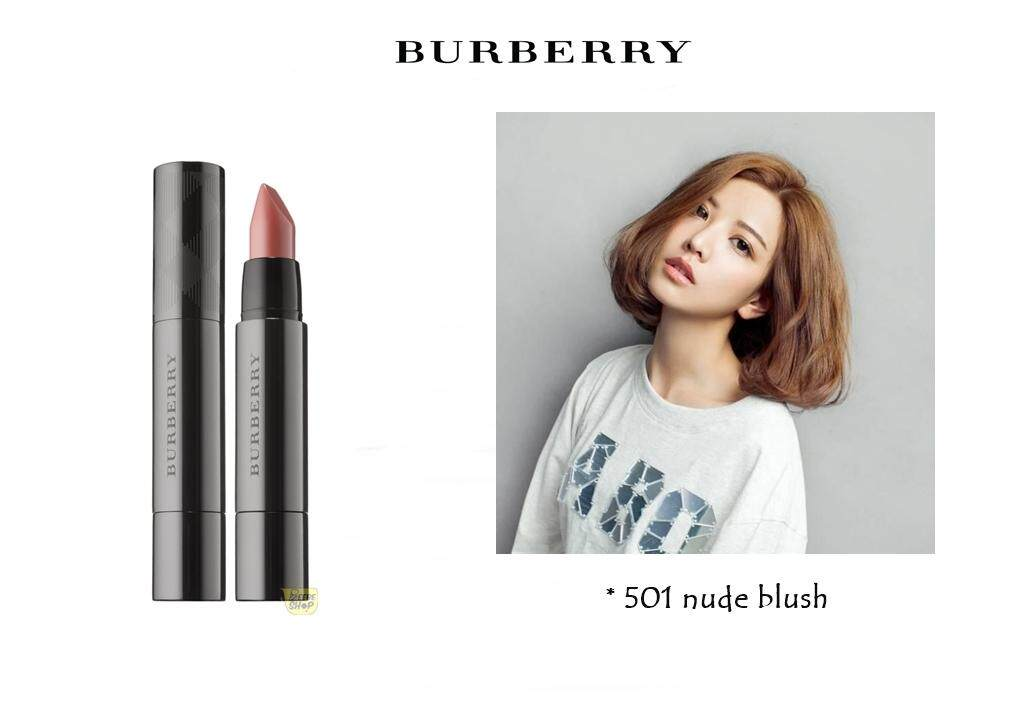 Burberry full kisses shaped & full long lasting lip colour 2g tester box