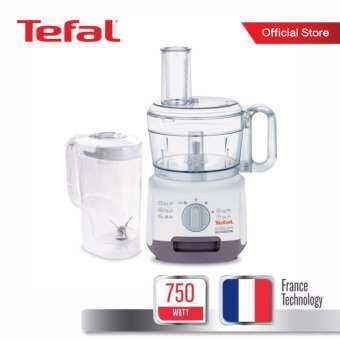 Tefal เครื่องเตรียมอาหาร กำลังไฟ 750 วัตต์ รุ่น DO222 -White-