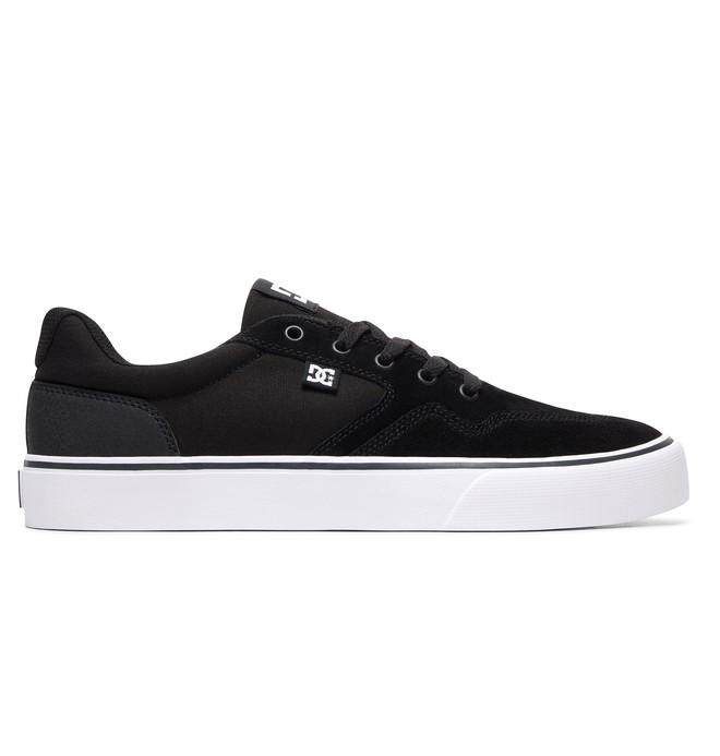 DC Shoes รองเท้า DC Sneakers Rowlan SD - Black/White [ADYS300500-BKW]