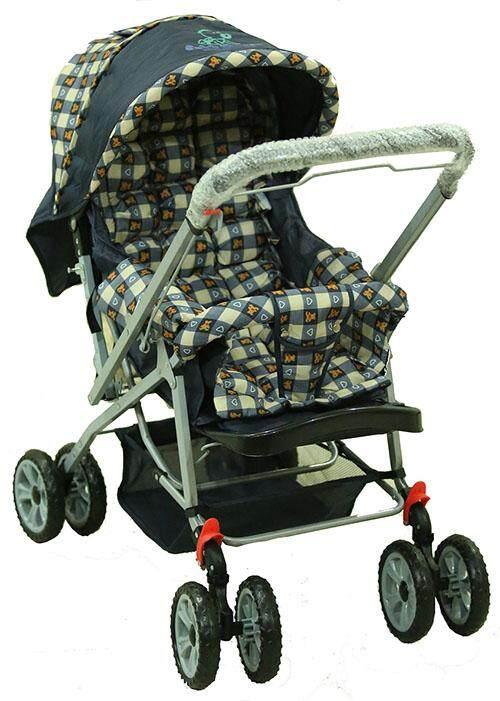 ลดล้างสต๊อกส่งท้ายปี Baby อุปกรณ์เสริมรถเข็นเด็ก Baby Life ตะกร้า ใส่รถเข็นเด็ก 3ล้อ รุ่น?TC9 ร้านค้าเชื่อถือได้