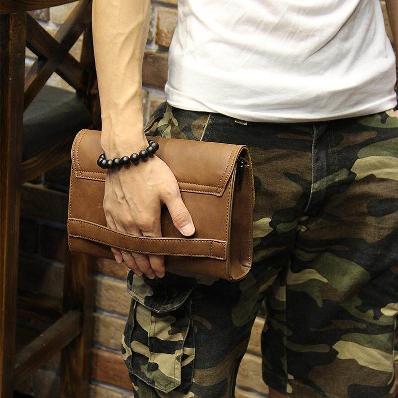 xiao.p.bag Men's Korean-style Casual Handbag