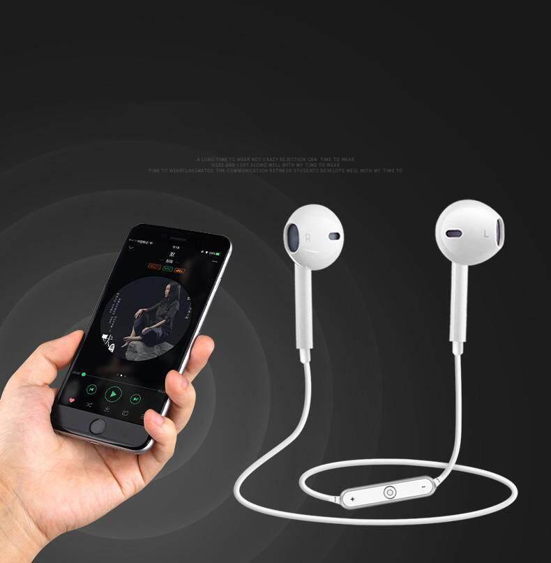 เสียงเพราะ หูฟัง Unbranded/Generic BEST หูฟังบลูทูธ 4.2 ROQ Wireless Bluetooth Stereo Headset ฟังเพลง.รับสายสทนาได้ อ่านรีวิวจากผู้ซื้อจริง