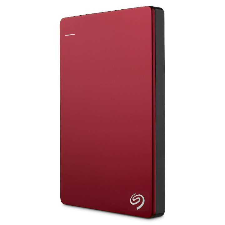 "Seagate New Backup Plus USB 3.0 2.5"" 1TB STDR1000303 (Red)"