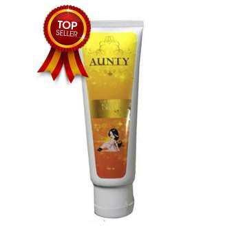 ครีมกระชับหน้าอก โอ้โหนมโต By Aunty 100 g. (1 หลอด )
