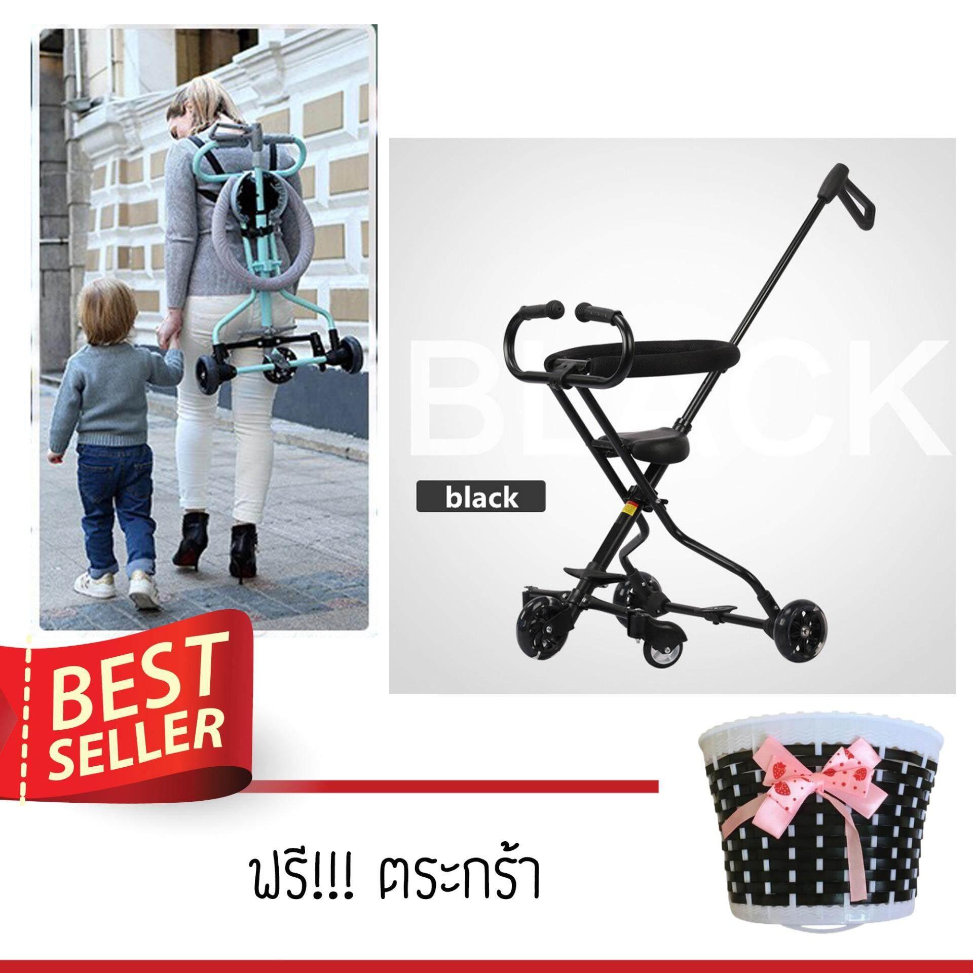 รีวิว พันทิป unbranded/generie อุปกรณ์เสริมรถเข็นเด็ก Bebenuvo กระเป๋าใส่ของใช้เด็ก กระเป๋าแขวนเสริมรถเข็นเด็ก กระเป๋าจัดระเบียบ กับรถเข็น กระเป๋าแขวนรถเข็น ขนาดกระทัดรัด  สีแดง มีรับประกัน