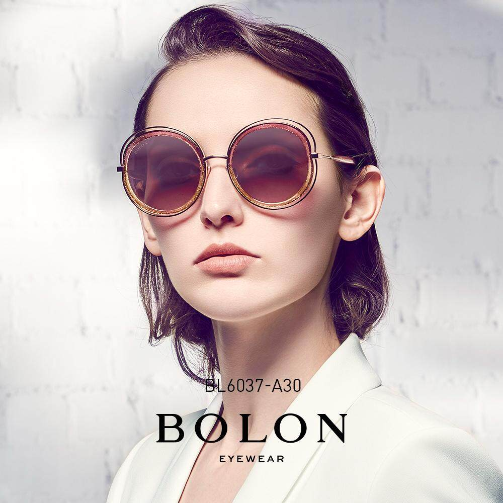 BOLON BL6037 Sunglasses Frame Polarized Drivers Tyrannosaurus Glasses Sunglasses Star - intl