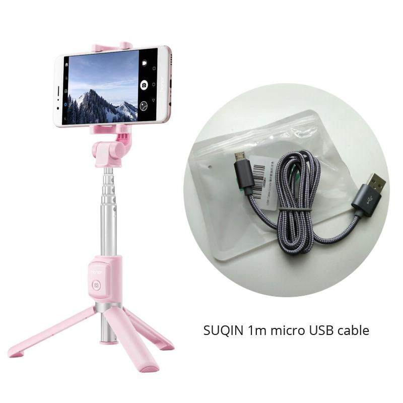 AF15 Selfie Stick Tripod Bluetooth 3.0 Portable Wireless Bluetooth Control Monopod Handheld for Mobile Phone