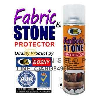 BOSNY บอสนี่ สเปรย์เคลือบกันน้ำ และคราบสกปรก BOSNY FABRIC & STONE PROTECTOR 600ml.-