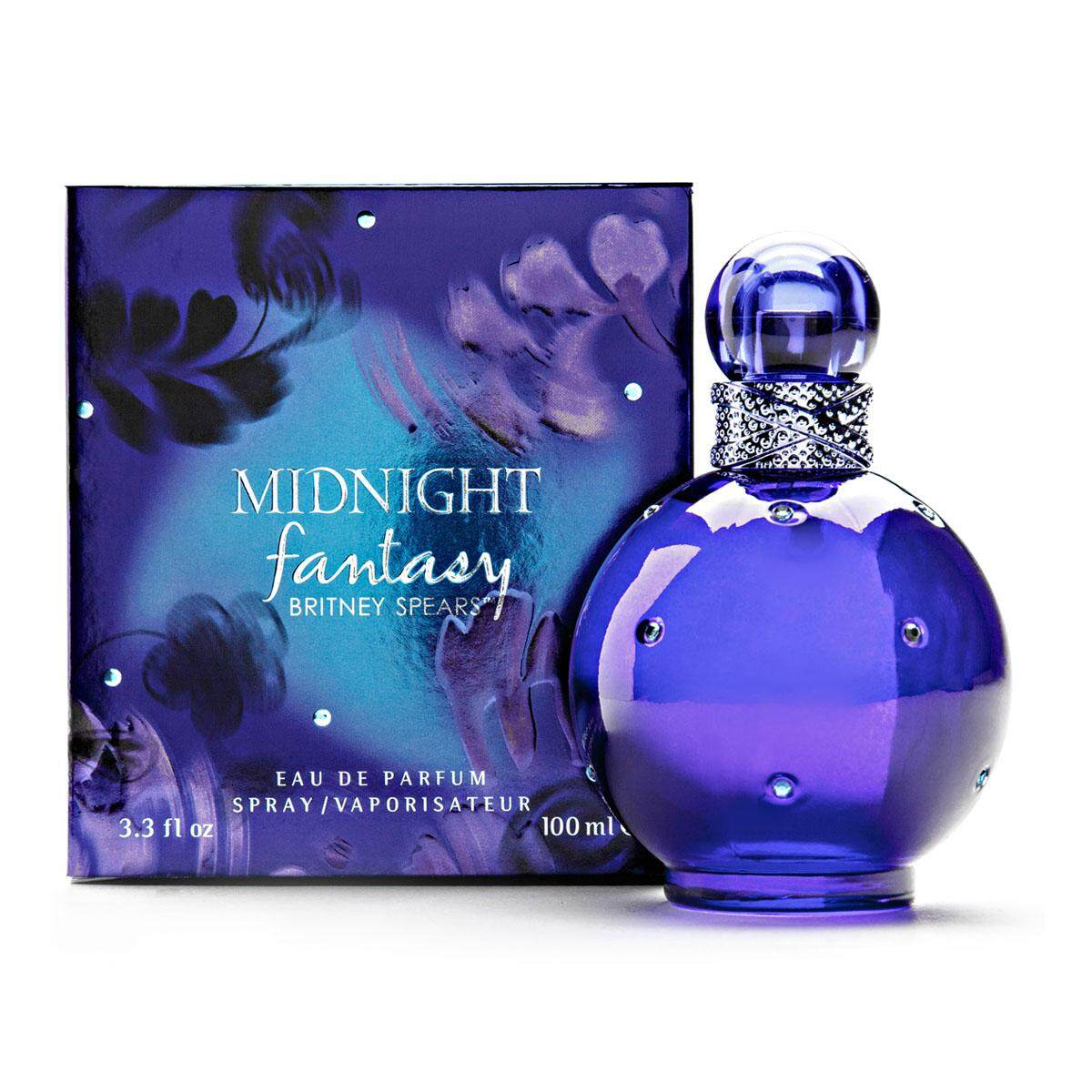 น้ำหอม Britney Spears Midnight Fantasy  100 ml.