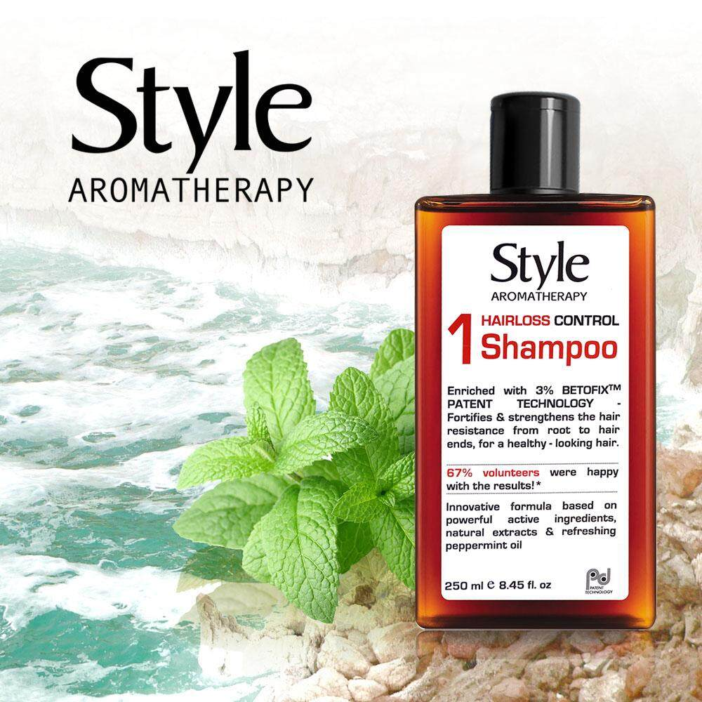STYLE Hair Loss Betofix Shampoo No.STB01FX ขนาด 250 ml.