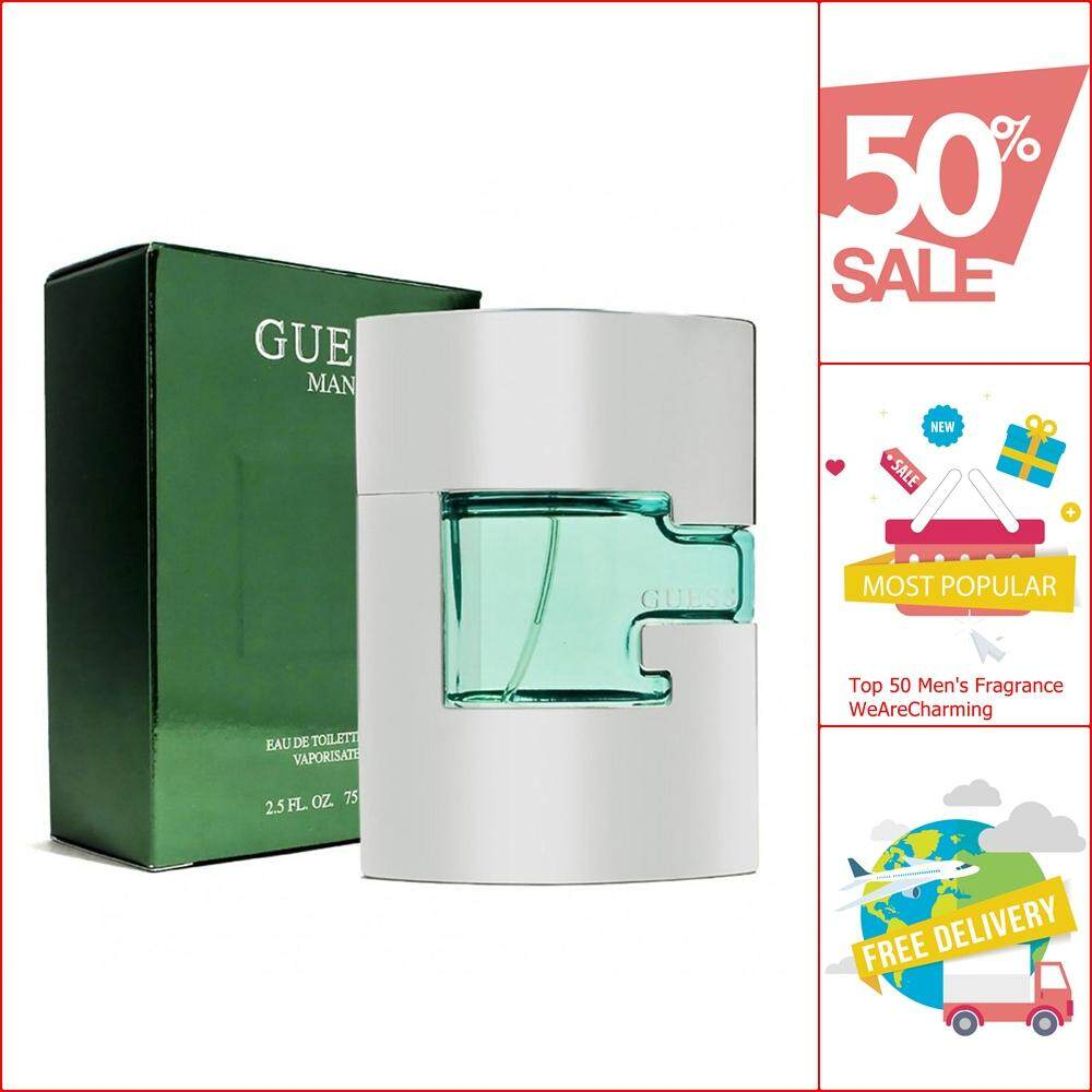 Guess Man EDT 75 ml.