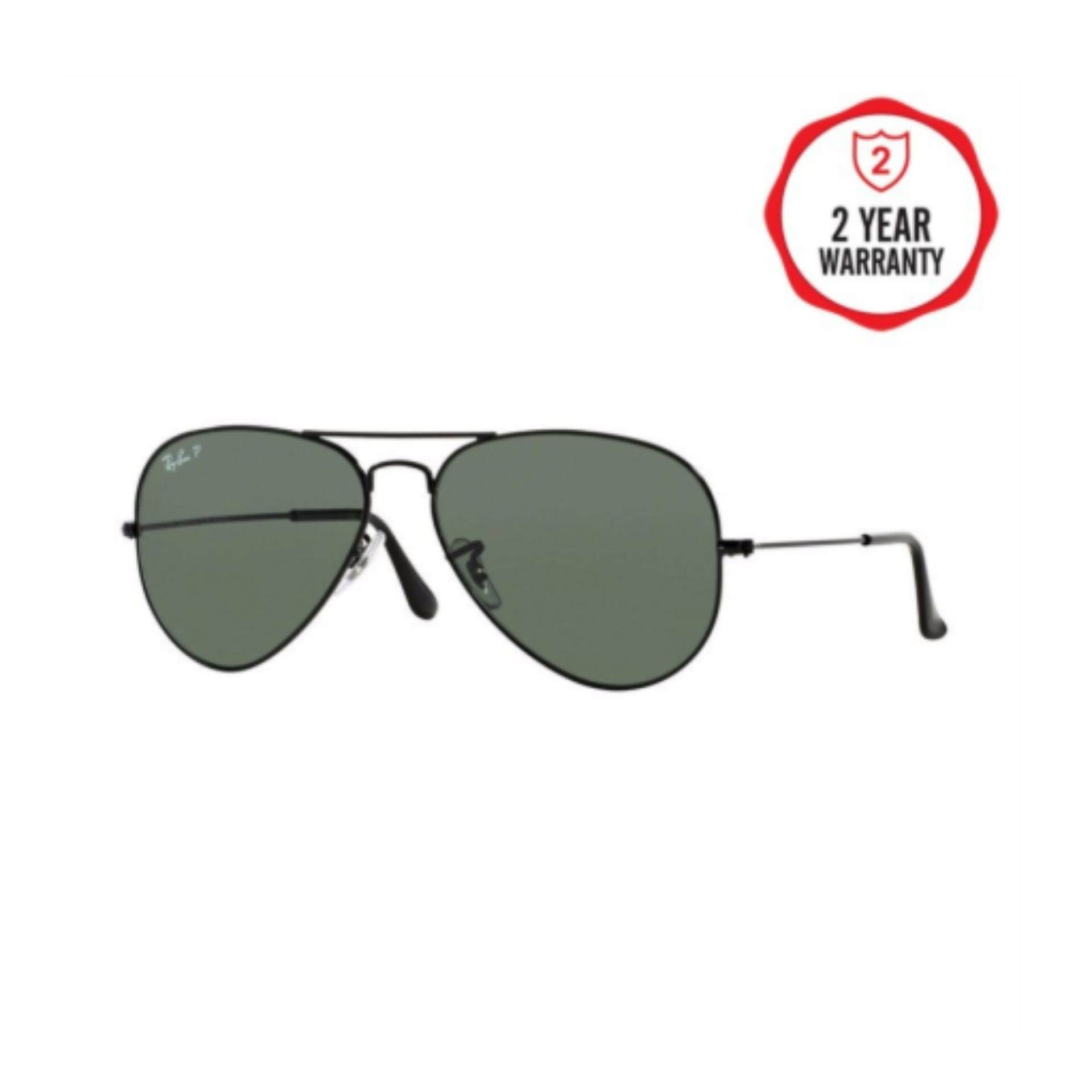 Ray-Ban Aviator large metal รุ่น RB3025