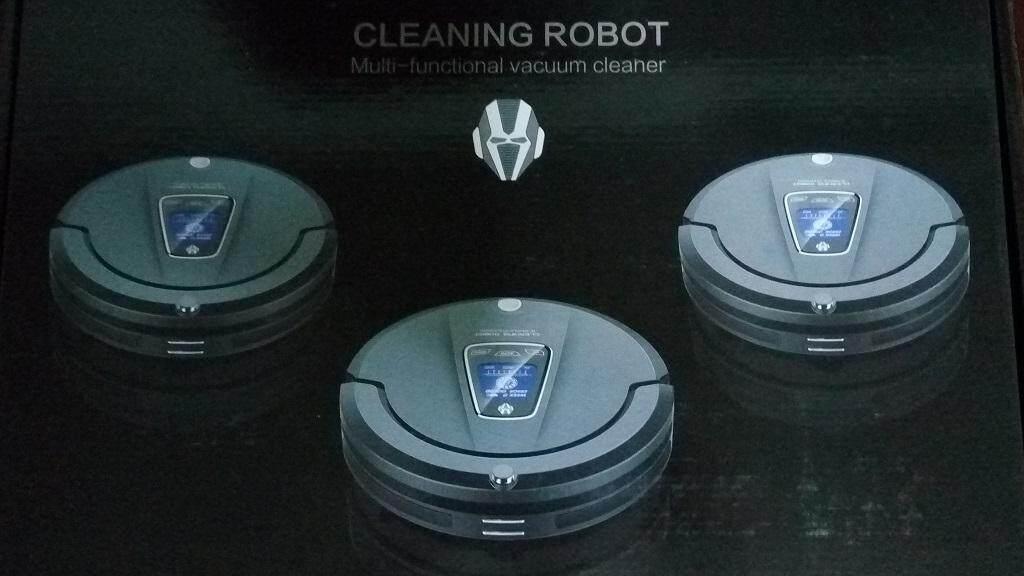 หุ่นยนต์ดูดฝุ่น ที่นอน ห้องนอน SUPERBOT V2