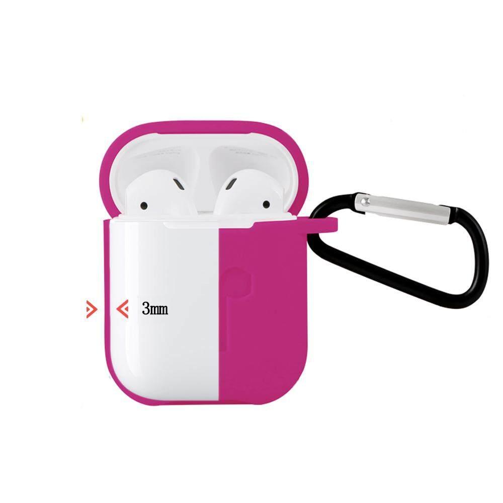 ลดล้างสต๊อก หูฟัง bandmaxs Bandmaxs Compatible for สำหรับ AirPods ซิลิโคนป้องกันกรณี ของแท้ เก็บเงินปลายทาง ส่งฟรี
