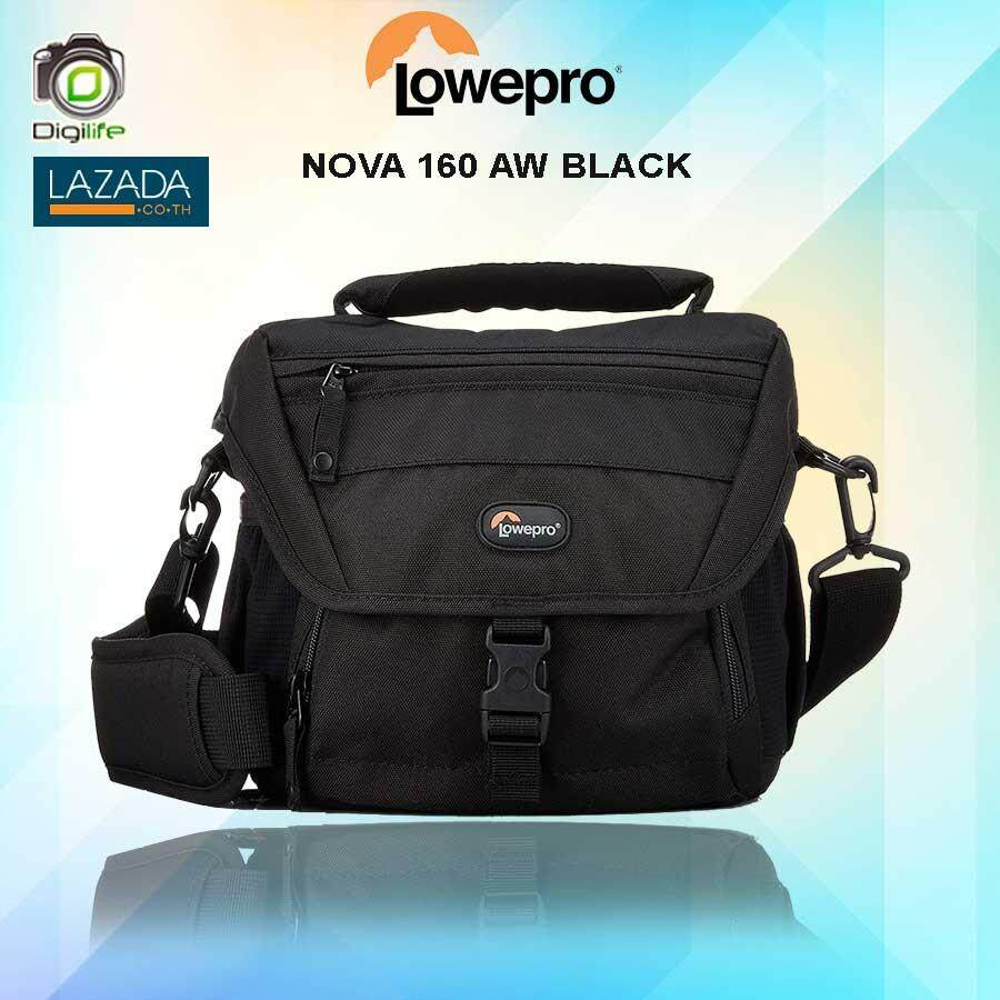 Lowepro Camera Bag Nova 160 AW ( digilife Shop )