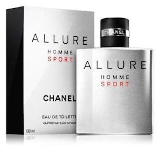 น้ำหอม Chanel Allure Homme Sport EDT for Men 100ml.