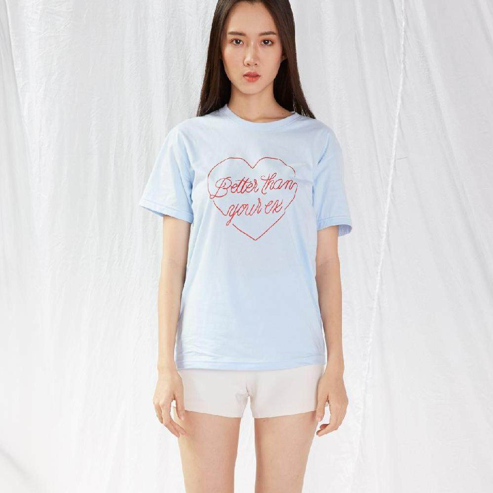 The Freckled Market - เสื้อยืดTypeteeproject รุ่นBetter than your ex