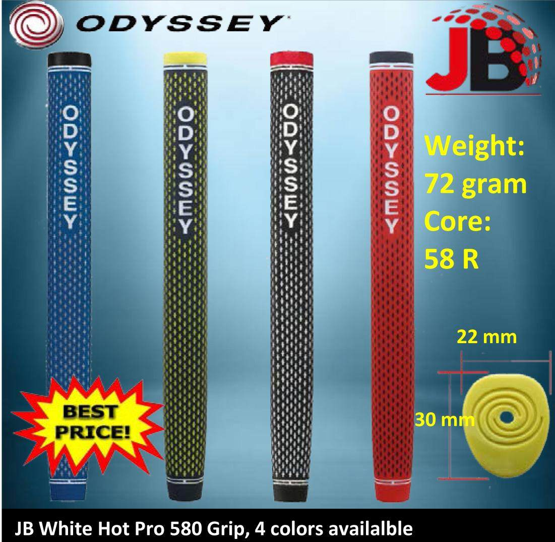 JB White Hot Pro (580 Core) Putter Grip (4 Colors) available