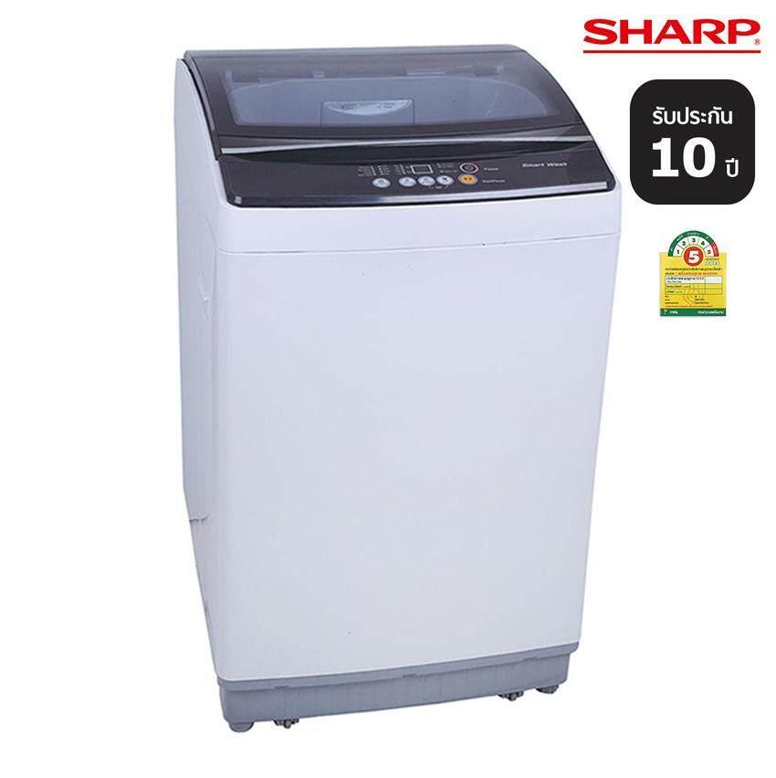 ลดราคาต่ำสุดฉลองยอดขาย เครื่องซักผ้า Haier ลด -34% Haier เครื่องซักผ้า 2ถัง รุ่น HWM-T75PF(BB) (White/ Bubble Blue) มีโปรโมชั่น ลดราคา