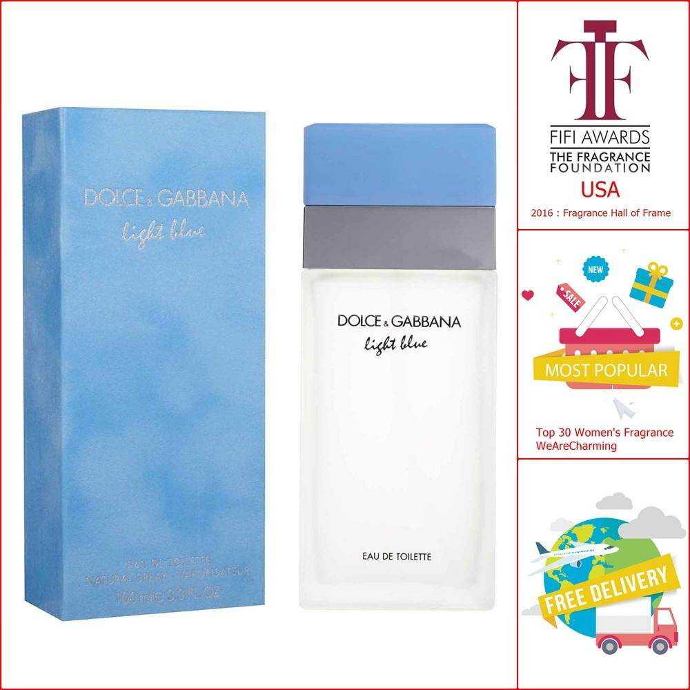 Dolce and Gabbana Light Blue EDT 100 ml.